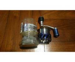 RCS 2506 spool and custom handle