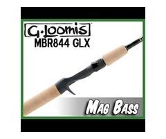 G Loomis GLX MBR-844C