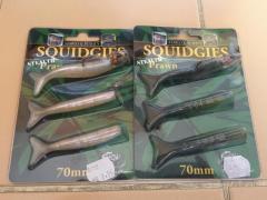 Squidgies Stealth Prawn 70mm