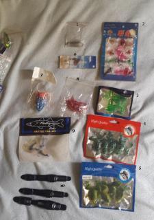 many item