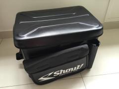 Shout Expedition IV Bag Black