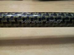 Want to buy Synit Venom 250 Rod.(OVERHEAD or SPINNING)