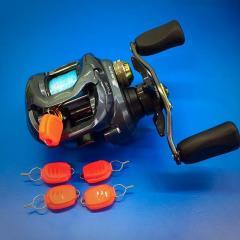 Fishing Reel Line Stopper / Holder / Buckle
