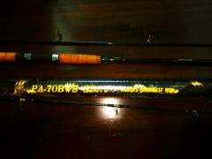 World strongest rod-silstar power tip.