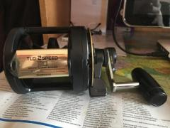 Shimano TLD 30 2 Speed