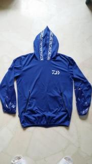 Daiwa Fishing Hood Shirt