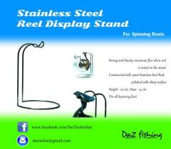 Reel Display Stand (Stainless Steel)