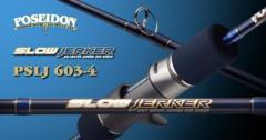 Evergreen Poseidon Slow Jerker PSLH603-4