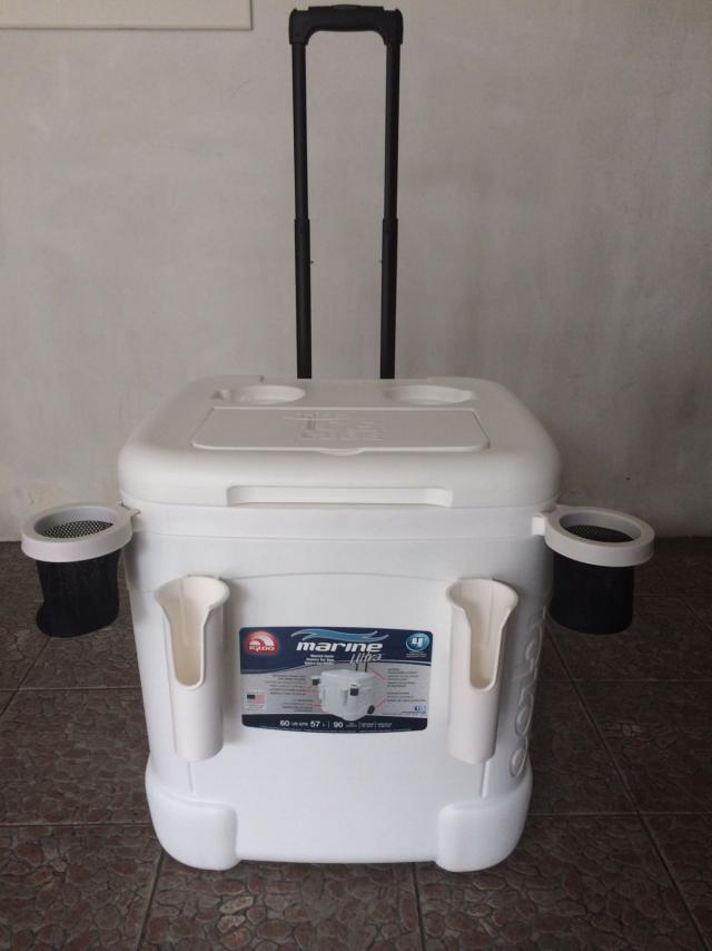 Igloo Marine Ultra Ice Cube 60 Cooler Fishingkaki Com