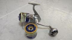 WTS: Daiwa Saltiga Z4500 Spinning Reel with Spare Spool