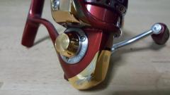 Rare Daiwa Certate 2500 Custom Red ( Cut Throat Price !!! )