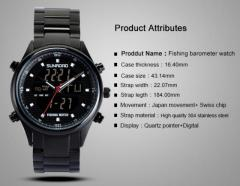New Intelligent Weather Tracking Temperature Forecast fishing watch