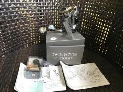 2011 Shimano Twin power C3000 HG