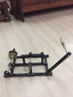 WTS> Spooling Device