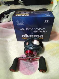 Okuma Komodo KDR-364LX