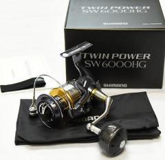 2015 Shimano Twin Power SW6000HG