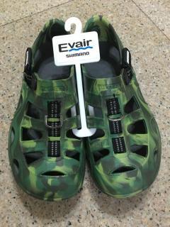 New Shimano Evair marine shoes