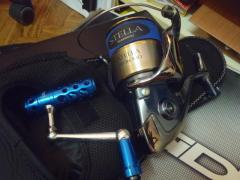 Reel (Shimano HG10000)