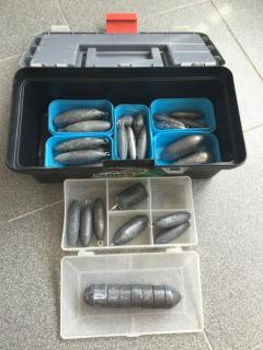 Assorted Weights for OFFSHORE