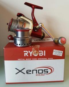 Ryobi Xenos 1000 and Zester 3000