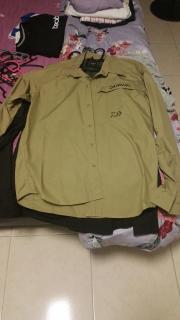 Daiwa Long Sleeves Shirt