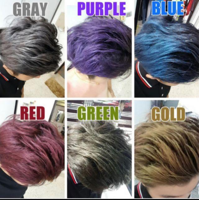Washable Color Hair Wax So You Look Better While Taking