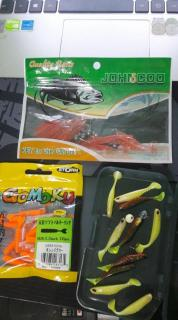 Rubber lures for sale