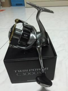 WTS - Shimano twin power C3000XG