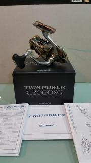 SELL: Mint Shimano Twinpower C3000XG
