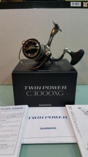 SELL: Mint Shimano Twinpower C3000XG