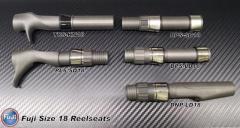 Fuji Reelseats Size 18 Types
