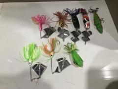 Spinner Lures and SpinBaits