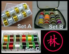 Thread set for assist hook /fly (each set $10)(ALL SOLDOUT)(for pre-order now)