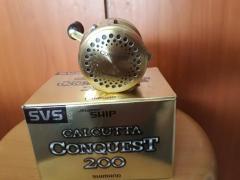 Shimano calcutta conquest 200