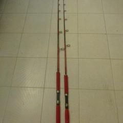 Customized Genesis Jigging Rods ( lighter and heavey)
