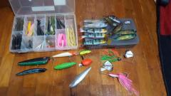 Storm, Keitech and other lures!
