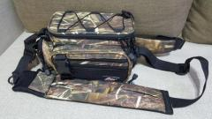 Camouflage Pouch & Sling Bag - Mint Condition