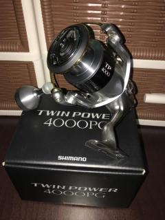 2015-2016 Twin Power 4000 PG