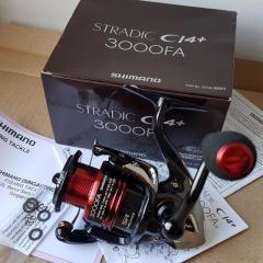 Shimano Stradic CI4+3000FA fishing reel