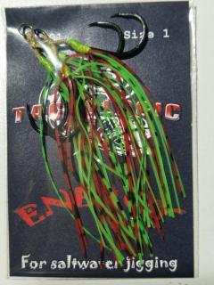 Tackologic Energy Light Jigging Hooks