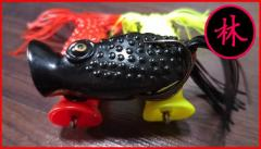 Top water frog lure (with pop) 6 for $24(New)