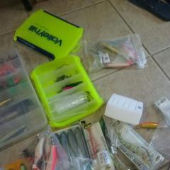 Lure,,,Madai,,,micro jigs,,box All for $118