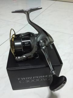 WTS - Twinpower C3000XG