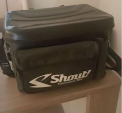 Shout 523-EB Expedition Bag IV Fishing Tackle Box
