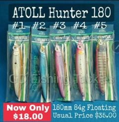 Atoll Hunter 180 - Special Offer