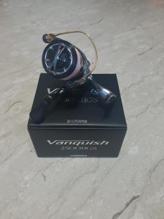 Shimano vanquish 2500HGS