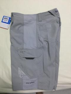 Brand New Columbia Big Katuna II PFG Size 30 Fishing Shorts