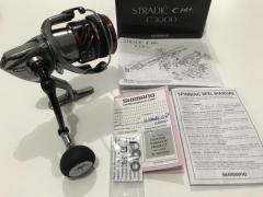 Shimano STRADIC Ci4+ C3000