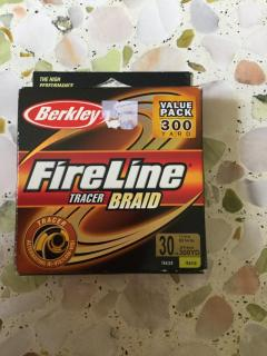 Fireline 30 lb