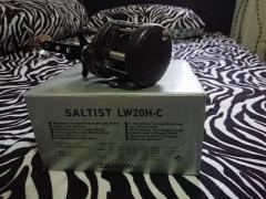 Daiwa Saltist LW 20H - C
